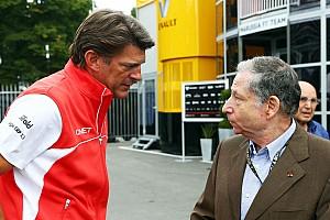 F1 Noticias de última hora FIA crea base mundial para datos de accidentes