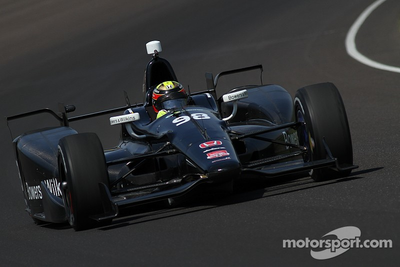 Gabby Chaves confident for Indy 500, despite having the odds stacked against BHA