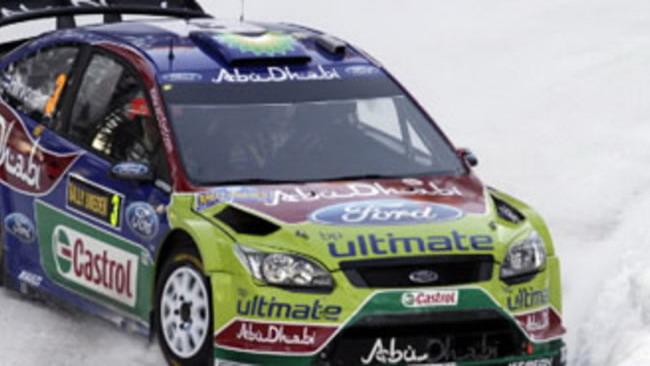 WRC: Hirvonen trionfa al Rally di Svezia
