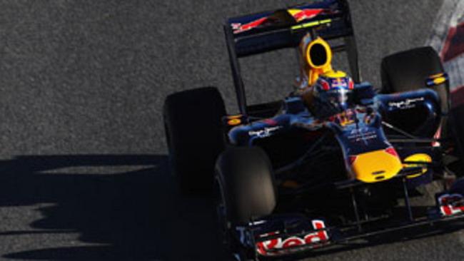 F1: la Red Bull mette paura a tutti a Barcellona