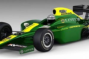 IndyCar Ultime notizie Indycar: Lotus e Cosworth colorano la vettura di Sato