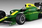 Indycar: Lotus e Cosworth colorano la vettura di Sato
