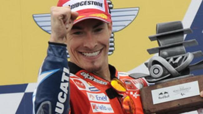 MotoGP 2010: Hayden operato al braccio destro