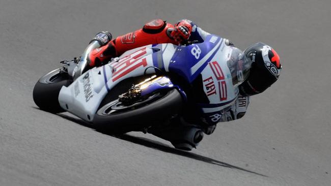 Jerez, libere 2: Lorenzo fa il vuoto