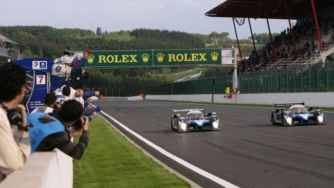 Doppietta Peugeot alla 1000 km di Spa