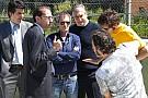 Rossi, Capirossi e Uncini promuovono Imola