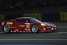 La Risi Competizione perde la pole di classe GT2