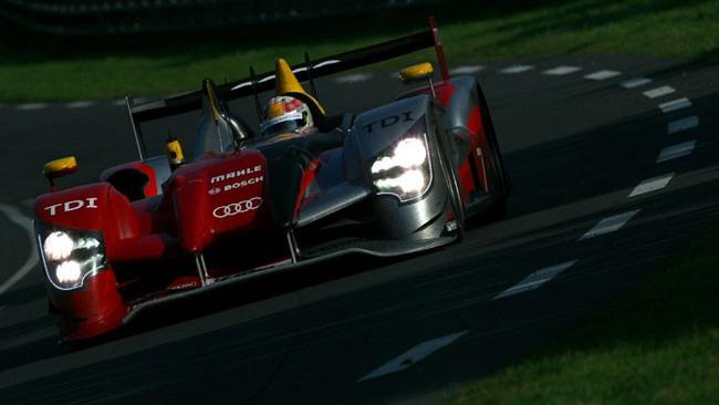Anche l'Audi va verso una LMP1 coupè