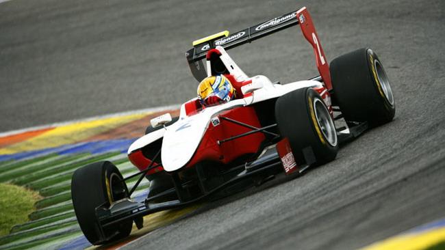 Gutierrez al top nei test di Valencia