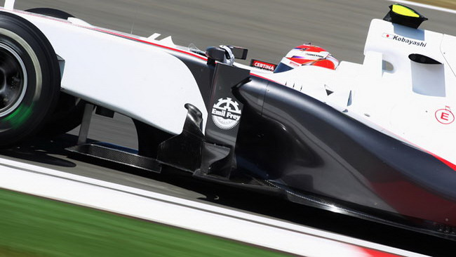 Oggi la Sauber cambia il nome del team
