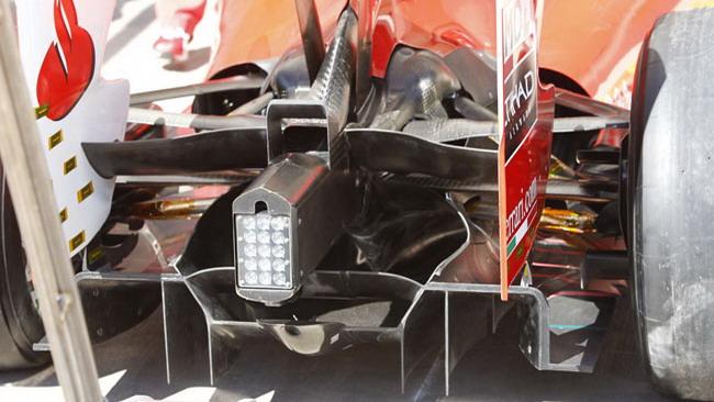 Ecco svelato il grande segreto della Ferrari F10 B!