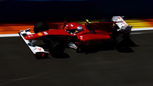 Valencia, libere 2: Alonso mette davanti la Ferrari
