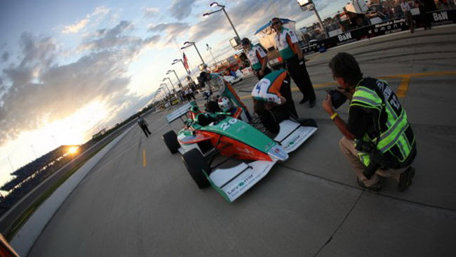 Con Carroll arriva anche la AFS Racing