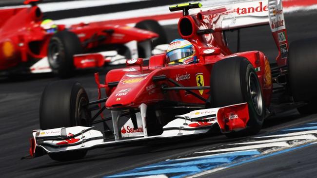 Doppietta Ferrari con autorità in Germania