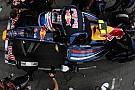 La Red Bull fa i complimenti a Webber