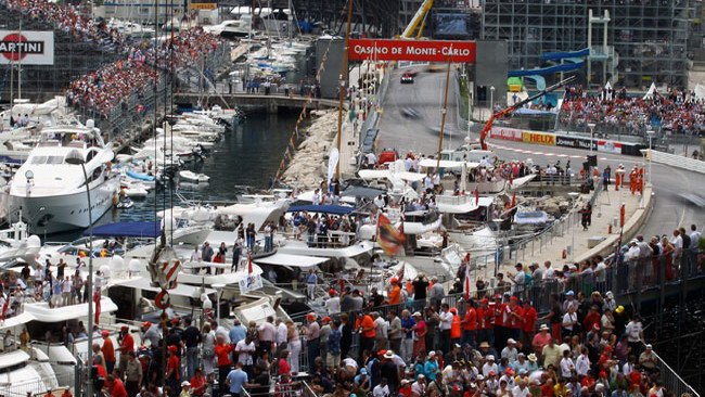 Gp di Monaco ancora per dieci anni!