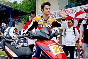 MotoGP Ultime notizie Due giorni da istruttore in Indonesia per Pedrosa