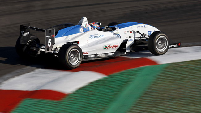 Mortara vince gara 1 e allunga in classifica