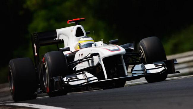 La Sauber potrebbe cambiare i colori nel 2011