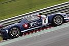 Nicolas Prost sulla Ford GT 6 della Matech