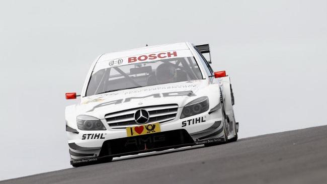 Prima sessione di prove targata Mercedes
