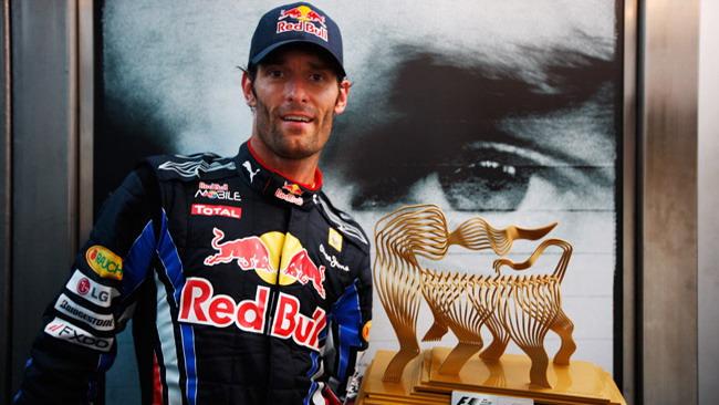 Webber pensa al ritiro a fine 2011
