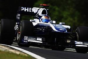 Formula 1 Ultime notizie La Williams ferma lo sviluppo della FW32