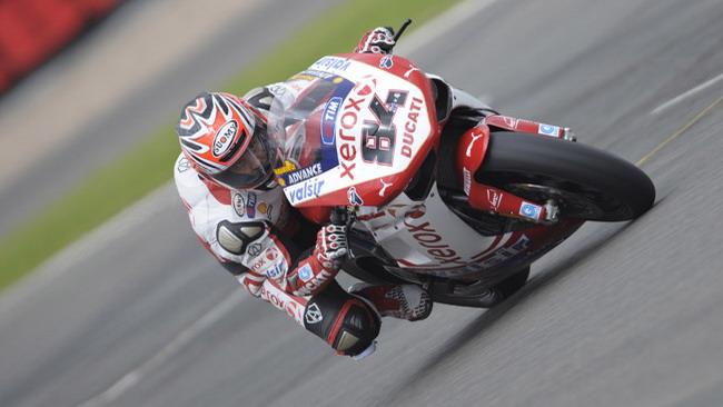Due giorni di test al Mugello per la Ducati