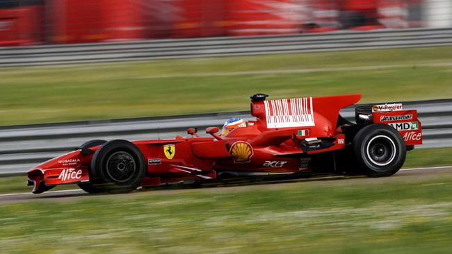 Bortolotti chiude il lavoro del Ferrari Driver Academy