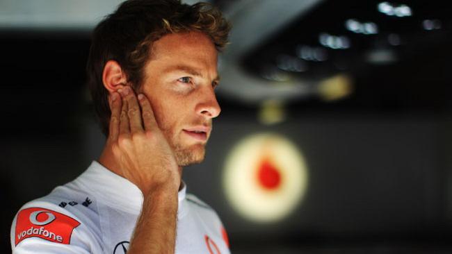 Button domani corre solo per vincere