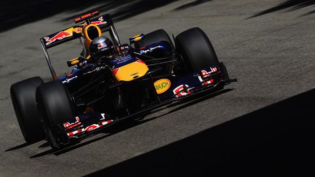 La Red Bull delude con il fondo rinforzato?