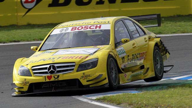 Coulthard vicino alla conferma in Mercedes