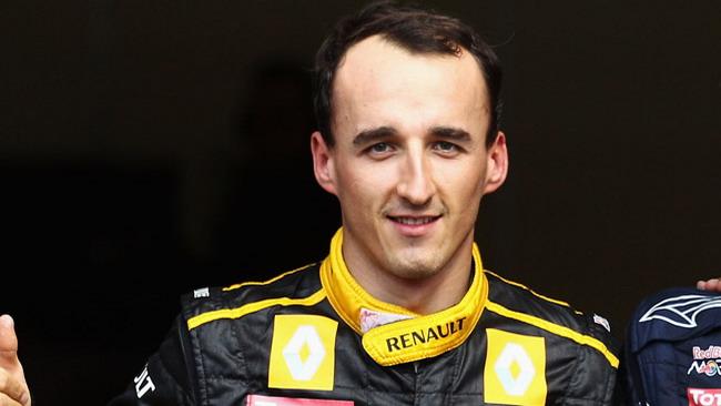 I rumors su Kubica in Ferrari non si placano