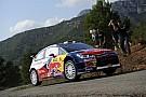 Loeb vince in una tripletta Citroen