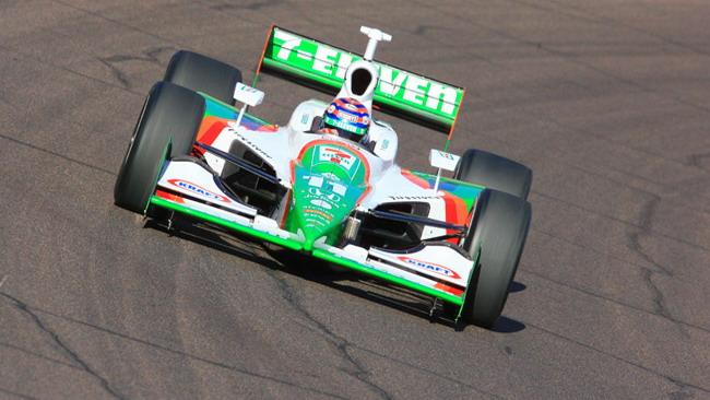 Kanaan e la Andretti Racing si separano dopo 9 anni