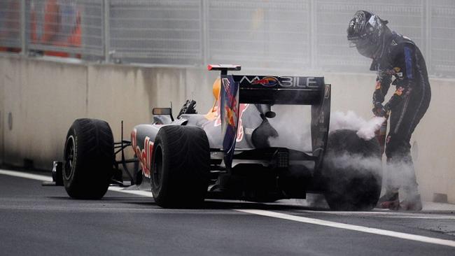In casa Red Bull c'è apprensione per i motori