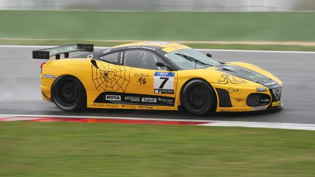 La F430 Kessel Racing in pole alla 6 Ore di Vallelunga