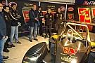 Wolf Racing e IRS creano Wolf France