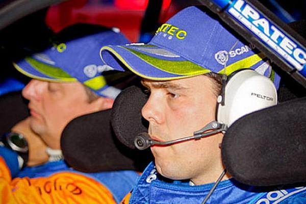 Una Ford Fiesta WRC privata anche per Kuipers