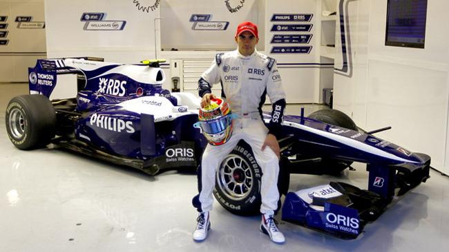 La Williams ufficializza l'ingaggio di Maldonado
