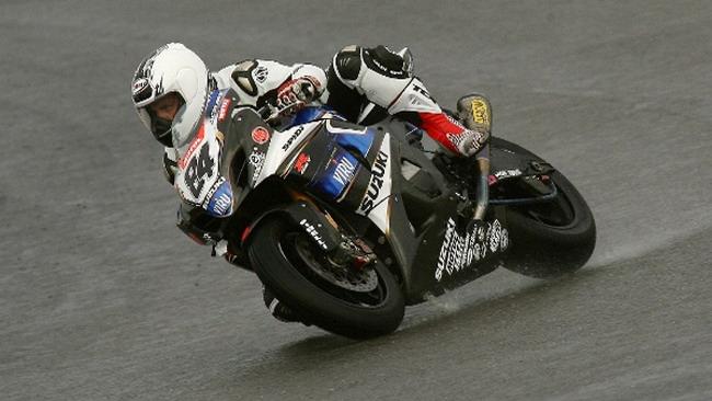 Fabrizio trova sempre più feeling con la Suzuki