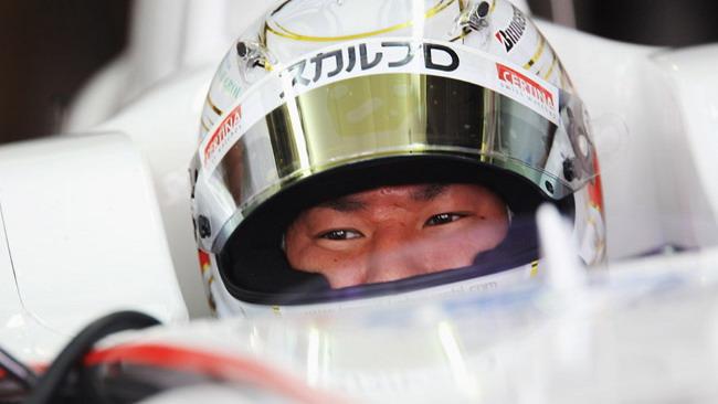 La Sauber presenta la C30 a Valencia a fine gennaio
