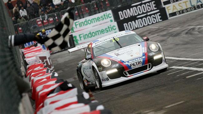 Postiglione trionfa nella Special Race del Motor Show