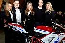Tanto rosso per la Ducati del team Althea