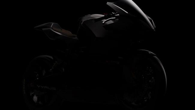 Anteprima al Motor Bike Expo: la Vyrus Moto2