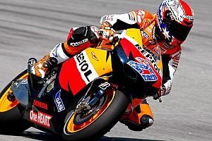 MotoGP Ultime notizie Sepang, Day 1: zampata di Stoner, Rossi nelle retrovie