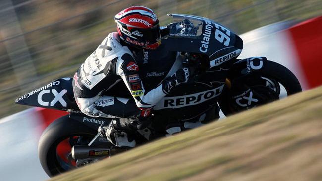 Marquez ritorna in pista a Barcellona