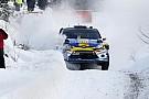 Svezia, PS10: nuovo acuto di PG Andersson