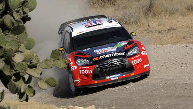 Messico, PS12: speciale a Solberg, ma Loeb allunga