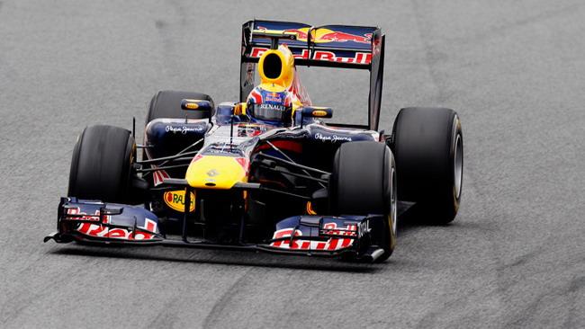 Barcellona, Day 1: Webber inizia ad abbassare i tempi